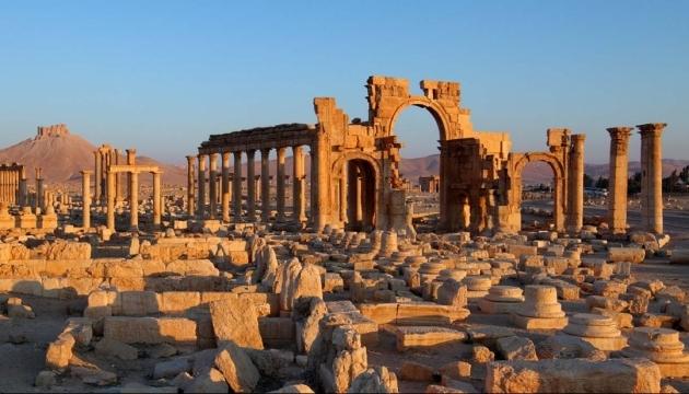 Коалиция уничтожила штаб ИГИЛ возле Пальмиры