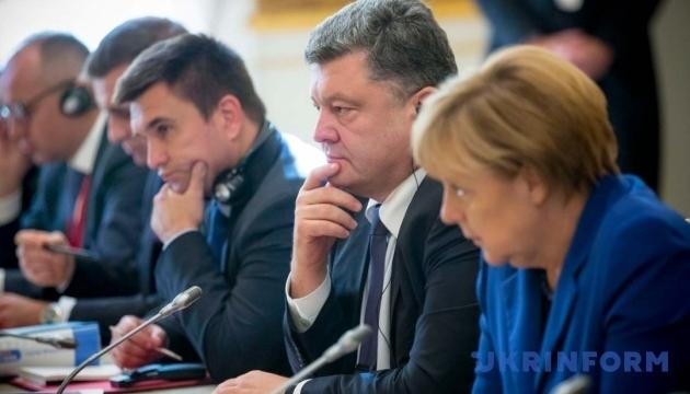 Порошенко пояснив, чому він проти розриву дипвідносин з Росією