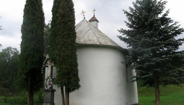 Церква, яку заповів мені дід