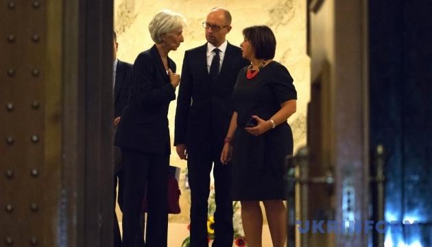 МВФ врахує ситуацію з боргом Януковича