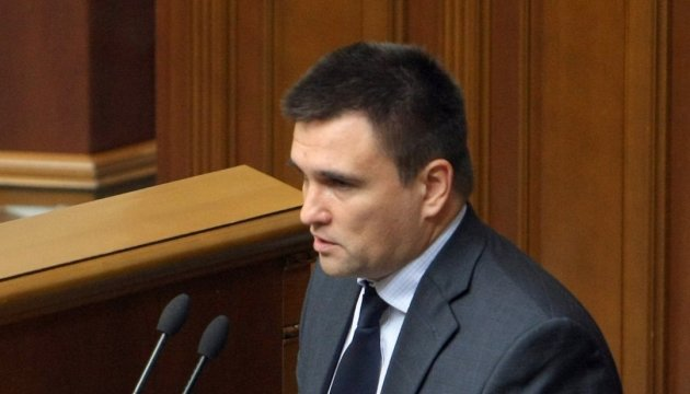 FM Klimkin says President Poroshenko's visit to US to take place in coming weeks