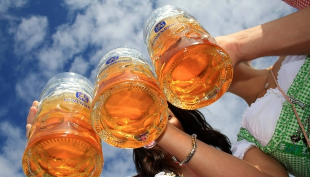 На Октоберфесті-2018 випили майже 7,5 мільйона літрів пива