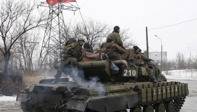 Russia deploys 55,000 servicemen on border with Ukraine