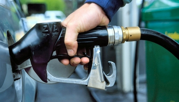 Бензин А-95 на Киевщине подешевел в среднем на 14 копеек
