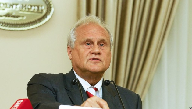 Sajdik: Demining works should start in Petrivske area not later than November 13