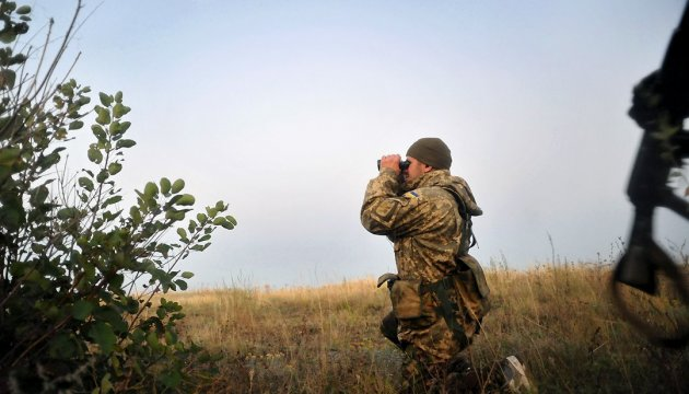 Two Ukrainian soldiers wounded in ATO area in last day