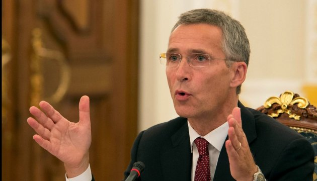 Stoltenberg: NATO to consistently support Ukraine amid Russian aggression