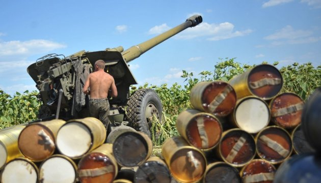 Militants ramp up reconnaissance activity in eastern Ukraine