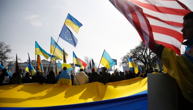 U.S. urges Ukraine's governing coalition to establish unity