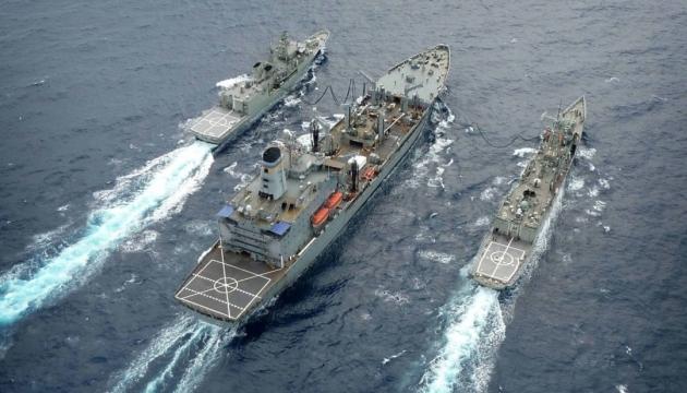 Штаты должны усилить флот в Европе из-за