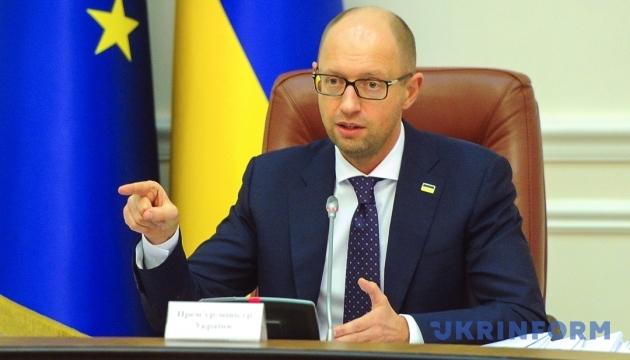 Яценюк: Путин не собирается отступать
