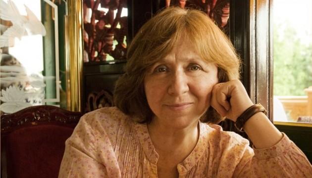Алексиевич заплатила в Беларуси 197 тысяч евро налога на Нобелевскую премию