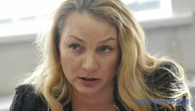 Попова надеется, что до конца недели работа журналистов в АТО будет облегчена