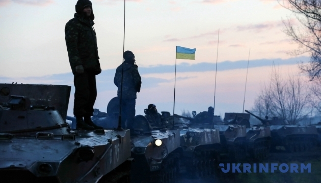Two Ukrainian soldiers killed in ATO area