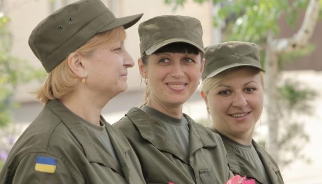 Ukrainische Armee: 70 Frauen tragen Dienstgrad Oberst