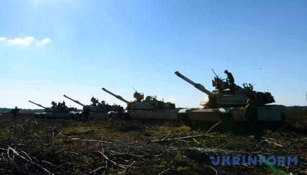 До Європи прибудуть 3,5 тисячі американських танкістів - експерт