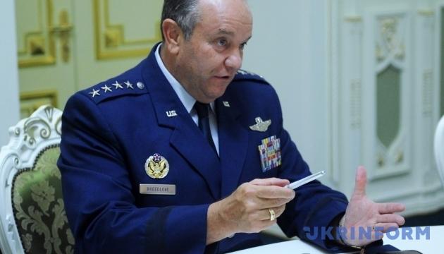 Военное командование НАТО заявляет об эскалации на Донбассе
