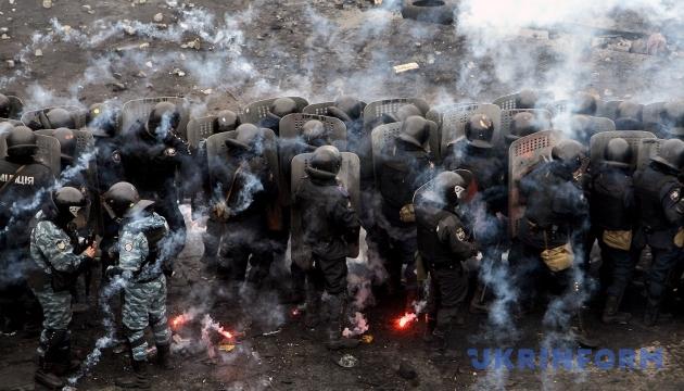 ГПУ розказала, як Янукович, Захарченко і Клюєв розганяли Майдан