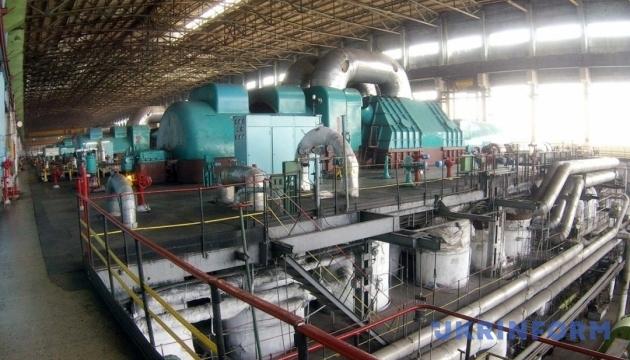 Змиевская ТЭС возобновила работу: запас угля превышает 100 тысяч тонн