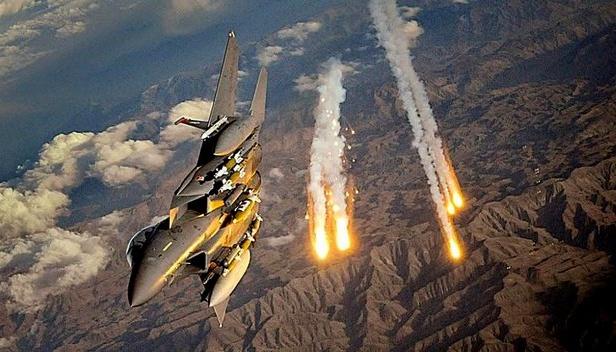 Авиация Филиппин нанесла удар по своим войскам