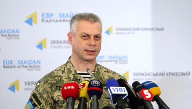 Three Ukrainian servicemen wounded in Donbas
