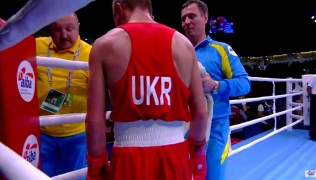 Дмитро Замотаєв - бронзовий призер ЧС-2015 з боксу