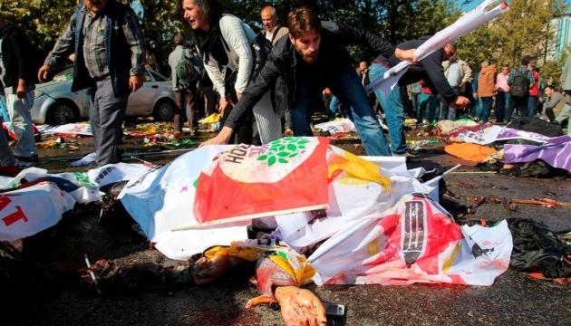 Давутоглу обвинил сирийских курдов в теракте в Анкаре