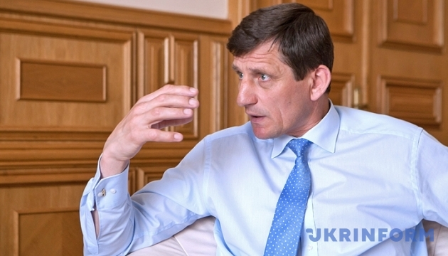Police search apartment of former Deputy Prime Minister of Ukraine Oleksandr Sych
