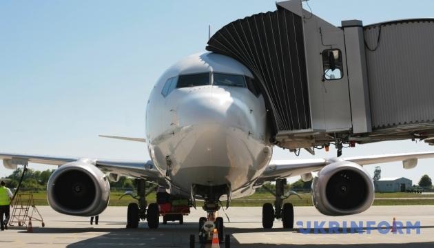 Україна оголосила про повне припинення повітряного сполучення з РФ