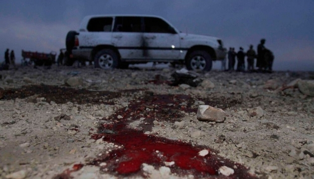 В Афганістані автомобіль наїхав на бомбу: шестеро загиблих
