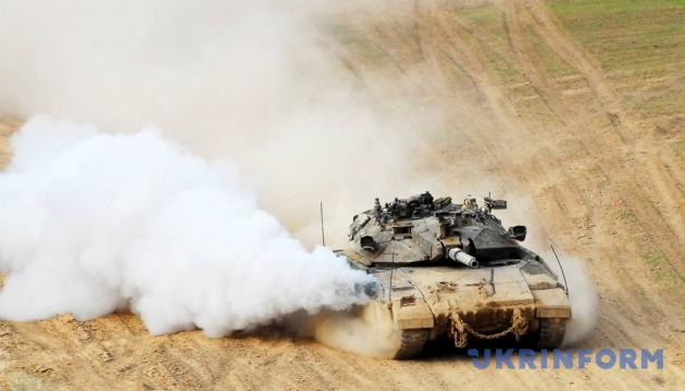 Ізраїль відповів на пуск ракети з сектора Газа танковим ударом