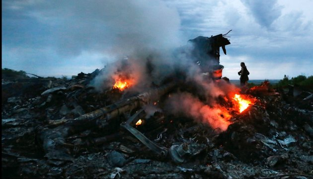 President asks Verkhovna Rada to extend agreement on investigation into MH17 crash