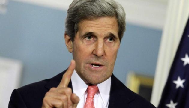 Керри призвал объединиться вокруг сирийской проблемы