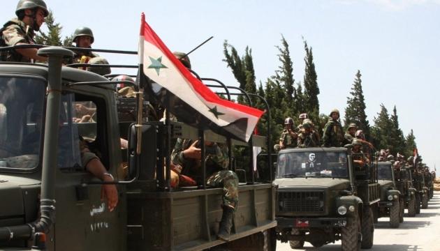 Війська Асада встановили контроль над містом Дума
