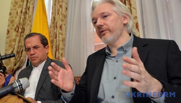 Швеція продовжить справу Ассанжа всупереч висновку ООН