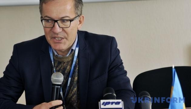 Російські бойовики цензурують іноземних журналістів – Боцюрків