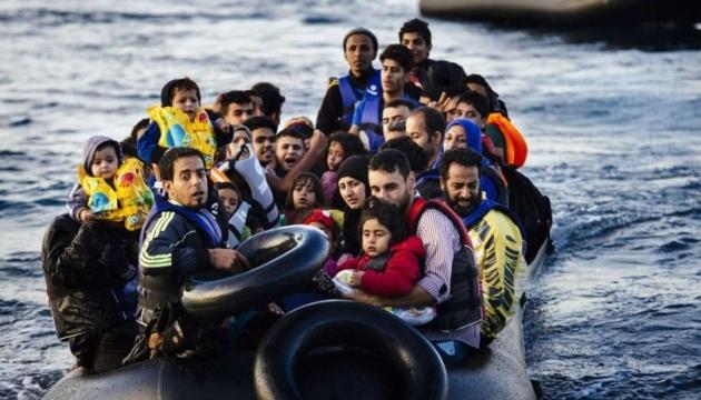 Поток нелегалов в ЕС - самый низкий за четыре года