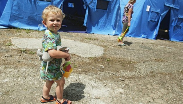 Social Policy Ministry: Nearly 1.5 million Ukrainian families are internally displaced