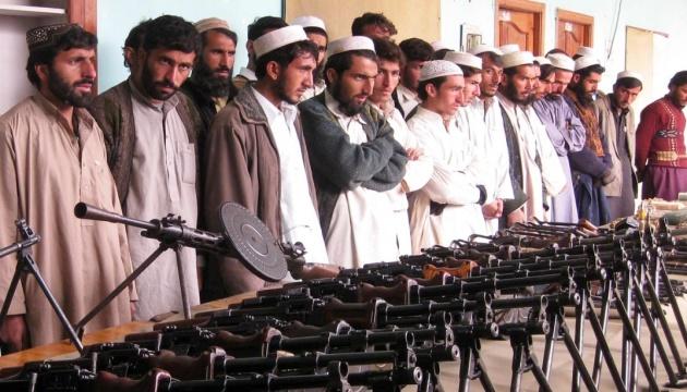 В Афганистане талибы атаковали полицейский штаб, десятки погибших