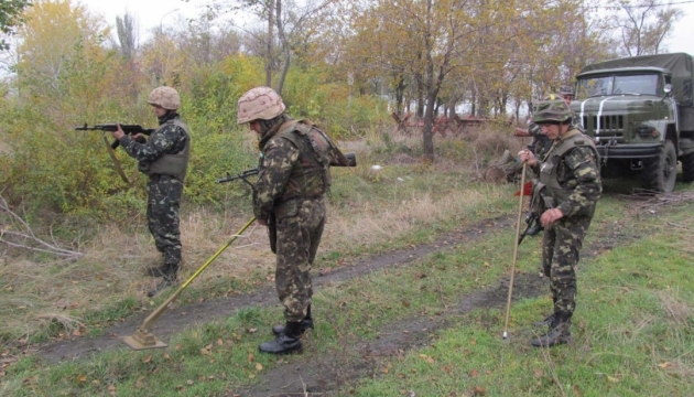 British, Danish experts join demining operations in Donbas