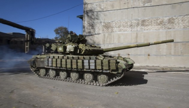 Russia moves its troops to border with Ukraine - NSDC