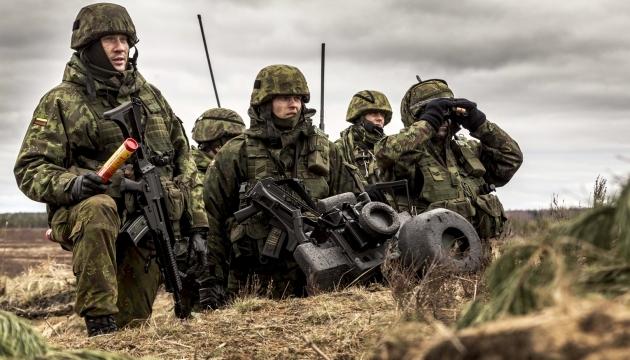 Более 6 тысяч военных примут участие в международных учениях в Эстонии