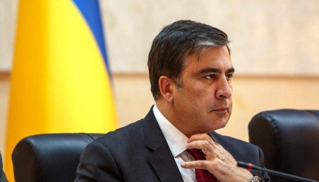 Саакашвілі обіцяє Одесі «електронну митницю» за кілька місяців