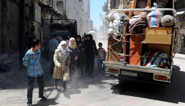 Почти 312 тысяч сирийских беженцев вернулись домой
