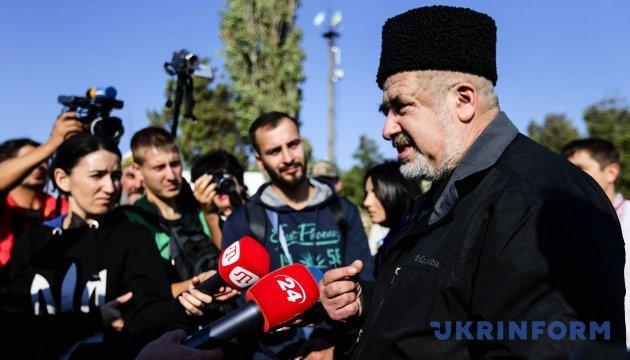 Заборона Меджлісу: Чубаров хоче скликати Раду Безпеки ООН