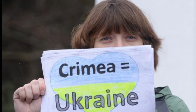 Denmark supports Ukraine's initiatives for de-occupation of Crimea