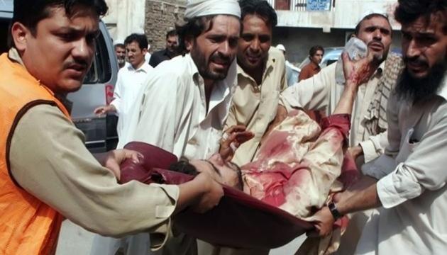 Вибух у Пакистані забрав життя 9 людей, ще 20 поранені