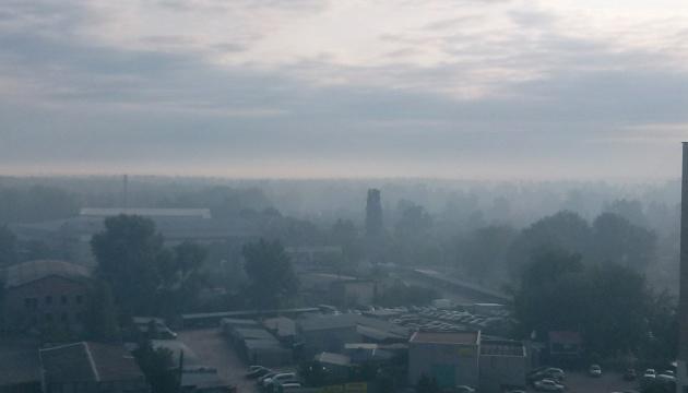 У ДСНС розповіли, коли повітря в Києві почистішає