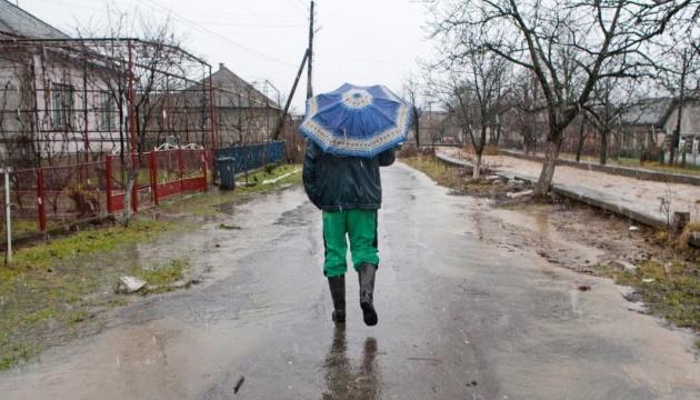 L'Ukraine sous le coup d'un avertissement de tempête