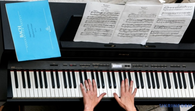 Юная пианистка из Донетчины победила на конкурсе Piano talents в Италии